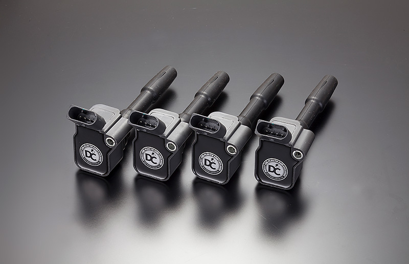 【SALE】DCプラス イグニッションコイル・スタンダード (GOLF7 GTI/Audi S3)