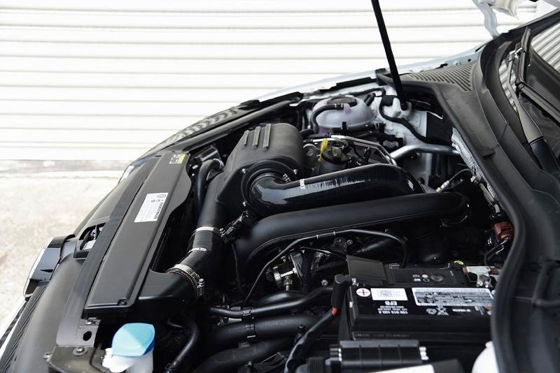 VW GOLF7/Audi A3 1.4T エアインテークキット・クローズポッド(MST Performance)