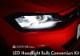 VW POLO LEDヘッドライト コンバージョンキット 6500ケルビン ポロ