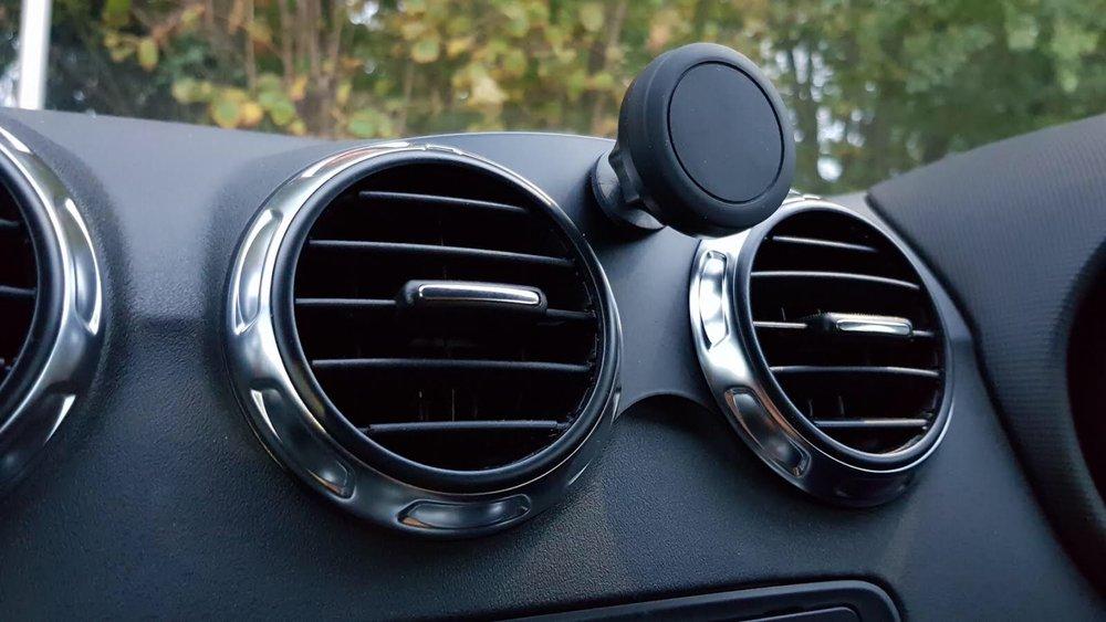 Audi TT/TTS(8J) スマートフォン マウント・マグネット
