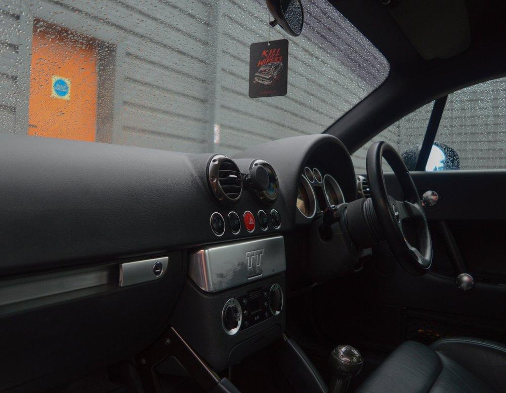 Audi TT(8N) スマートフォン マウント・マグネット