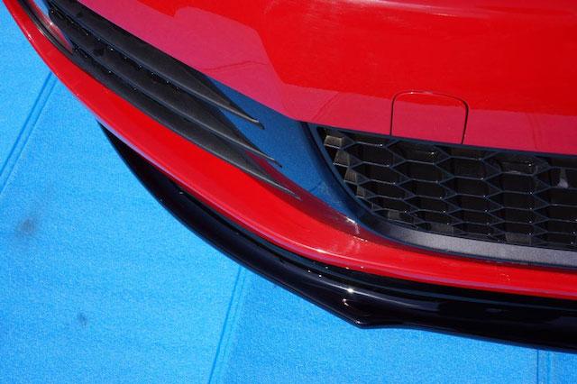 【 スポイラー 】IMaxxStyle GOLF6 GTI フロントスポイラー