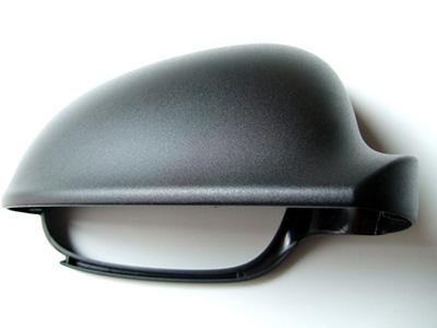 本国純正 GOLF5系 サテンブラックミラーカバーセット