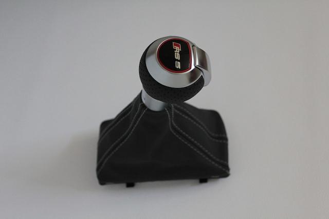 Audi RS5 純正アルミ ATシフトノブ