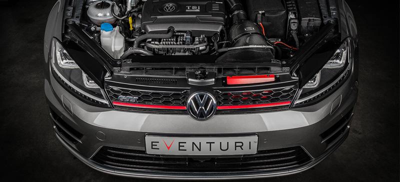 GOLF7 GTI/Audi S3 Eventuri カーボン インテークシステム