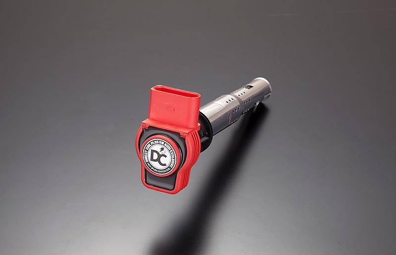 【SALE】DCプラス イグニッションコイル・Sタイプ (GOLF6 GTI/Audi A3)