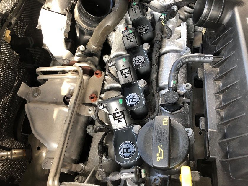 【SALE】DCプラス イグニッションコイル・スタンダード (GOLF7 1.4T/Audi A1)