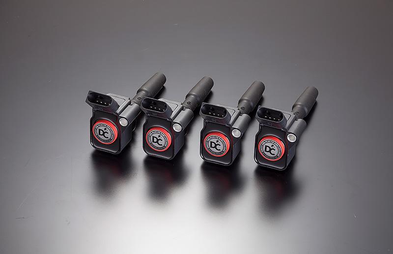 【SALE】取寄せ・DCプラス イグニッションコイル・Sタイプ (GOLF7 1.4T/Audi A1)