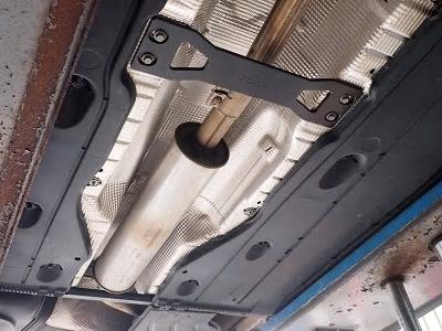 Audi A3(8V)FF車/Q2 リンフォーシングプレート HARTE