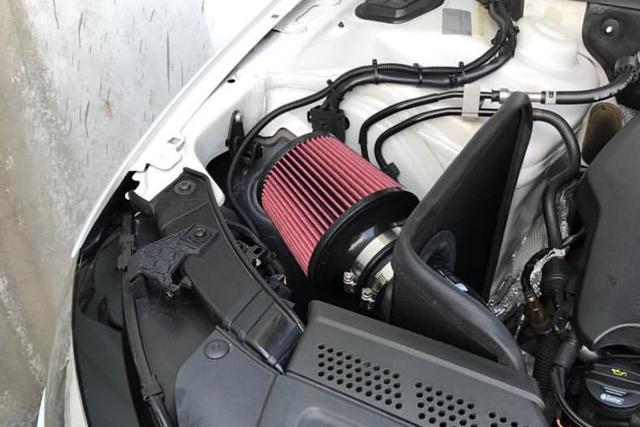 Audi A4/Audi A5・B8.5 エアインテークキット(MST Performance)