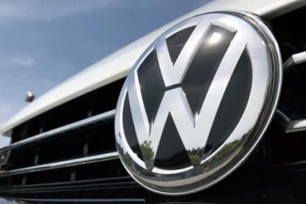 VW フロントエンブレム プロテクター・クリアタイプ core OBJ