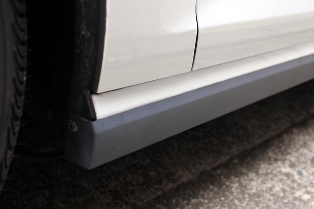 <お取り寄せ> VW GOLF7-R ルック サイドスカート