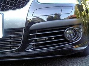VW本国純正 R-LINE GOLF5 サイドベントセット
