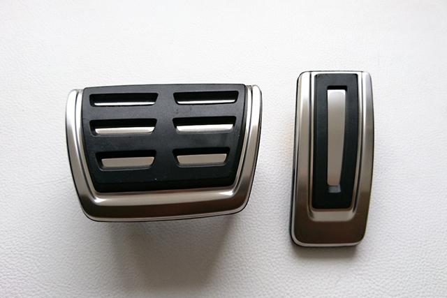 Audi A3(8V)/TT(8S) ステンレス ペダルセット