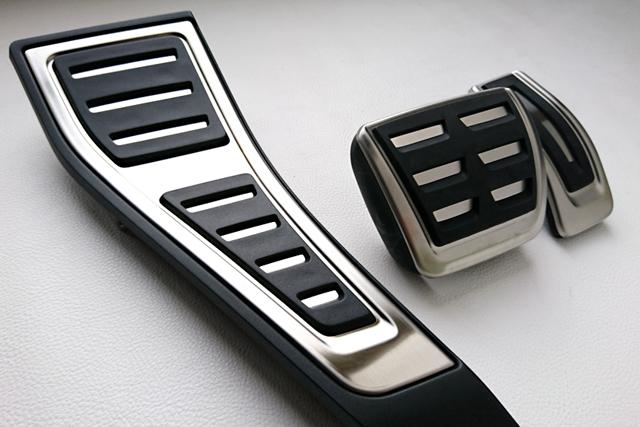 Audi A4/Audi A5 ステンレスペダル 3点セット