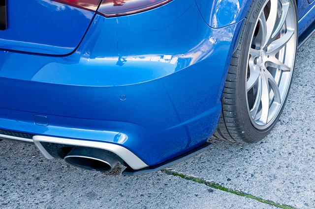 FLOW DESIGNS Audi RS3SB(8V) リアスパッツ