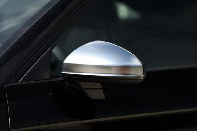 Audi TT(8S) TTSルック アルミ調ミラーカバー サイドアシスト有