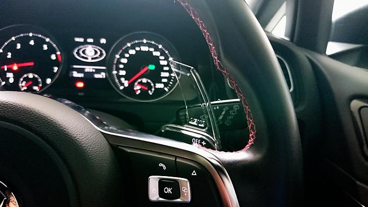 Leyo Motorsport GOLF7(7.5) GTI / R パドルシフター・クリア