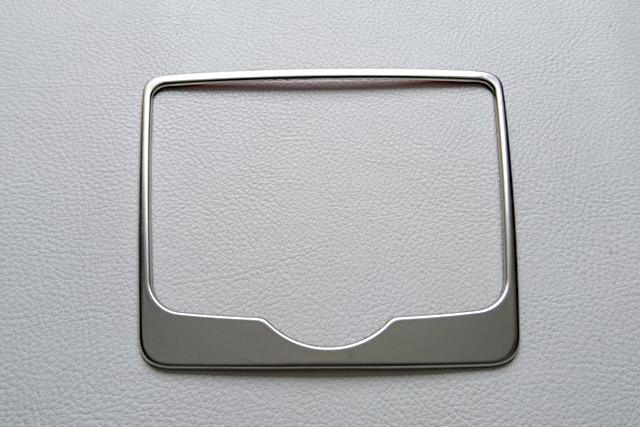 New Audi A4/A5(B9) MMI センターコンソールパネル