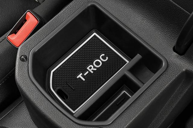 VW T-ROC セカンダリ ストレージ(小物入れ)