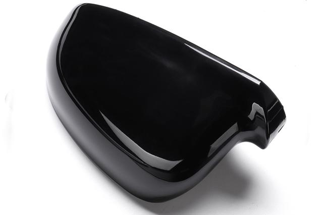 GOLF5系 ピアノブラック・ミラーカバー