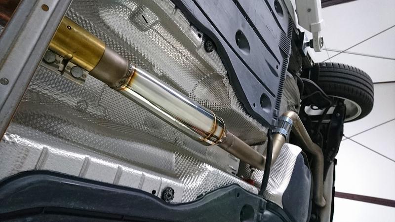 VW GOLF7 / GOLF7.5  GTI チャンバーシステム(RWR製)