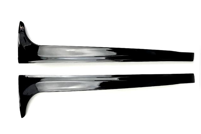 New ポロ(AW1)用 リアウィンドウ サイドスポイラー(GOLF7 GTIスタイル)