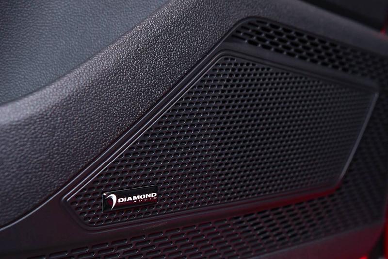 VW POLO AW1 DIAMOND AUDIO トレードインスピーカー