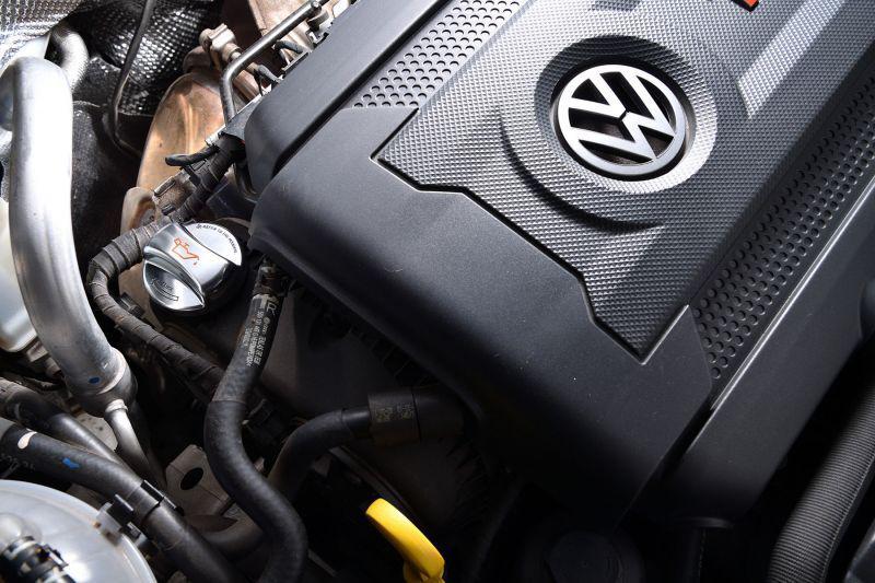 VW/Audi用 オイルキャップカバー Ver.1  core OBJ