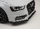Audi A4 Sline/S4 (B8.5) カーボン フロントスポイラー