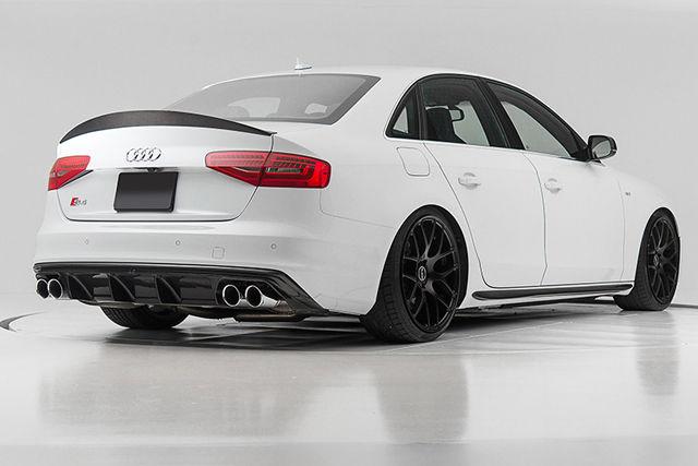 Audi S4(B8.5) セダン カーボン リアディフューザー