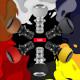 Leyo Motorsport ナッパレザー・ブラウン/アルミビレット DSGシフトノブ GOLF7/PASSAT/POLO