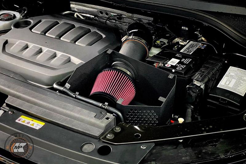 VW TIGUAN-R エアインテークシステム MST Performance