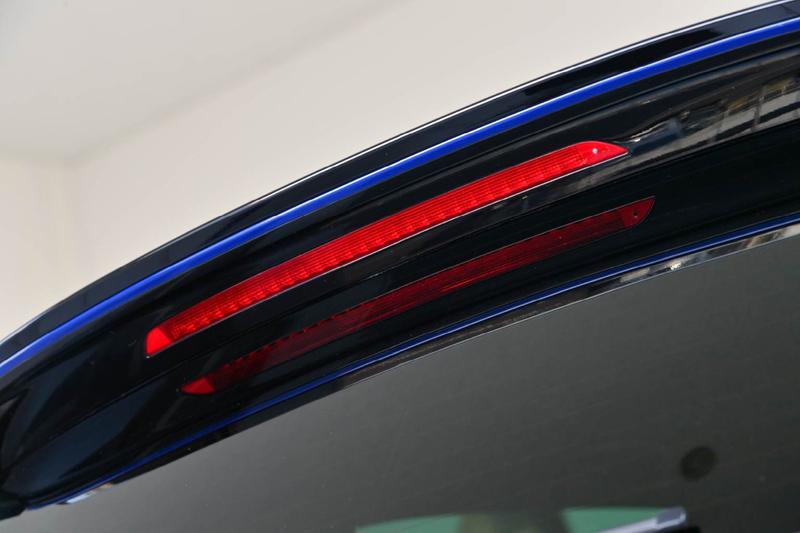 VW ハイマウントストップランプ・クリアスモークフィルム