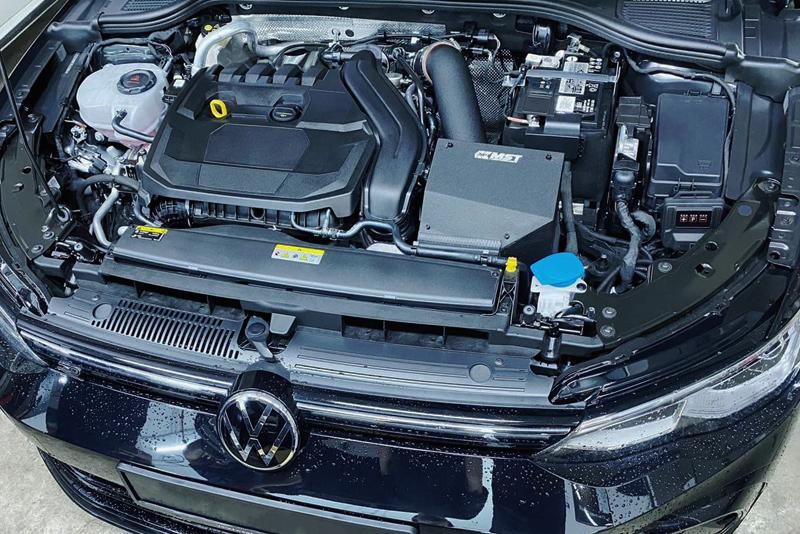 VW GOLF8 R-LINE等 1.5TSI エアインテークシステム MST Performance