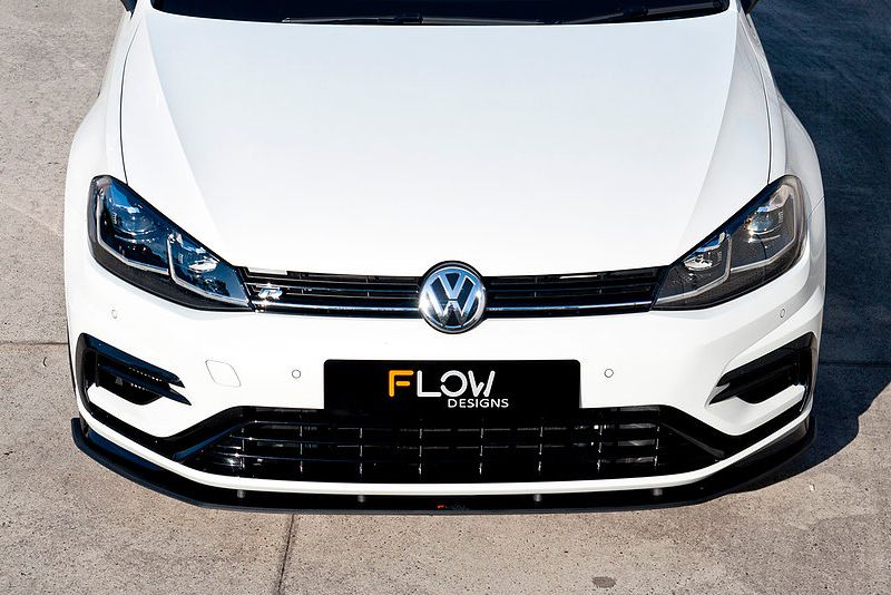 【SALE】FLOW DESIGNS GOLF7.5 R  フロントスプリッター