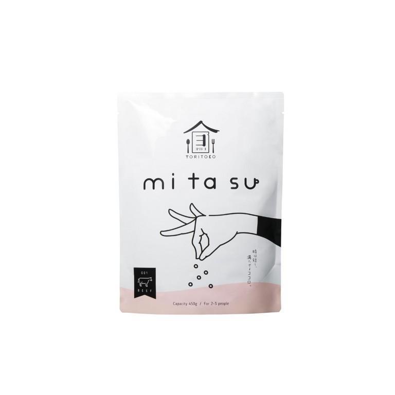 【送料無料!】mitasu(ミタス)シリーズBEEF6個セット