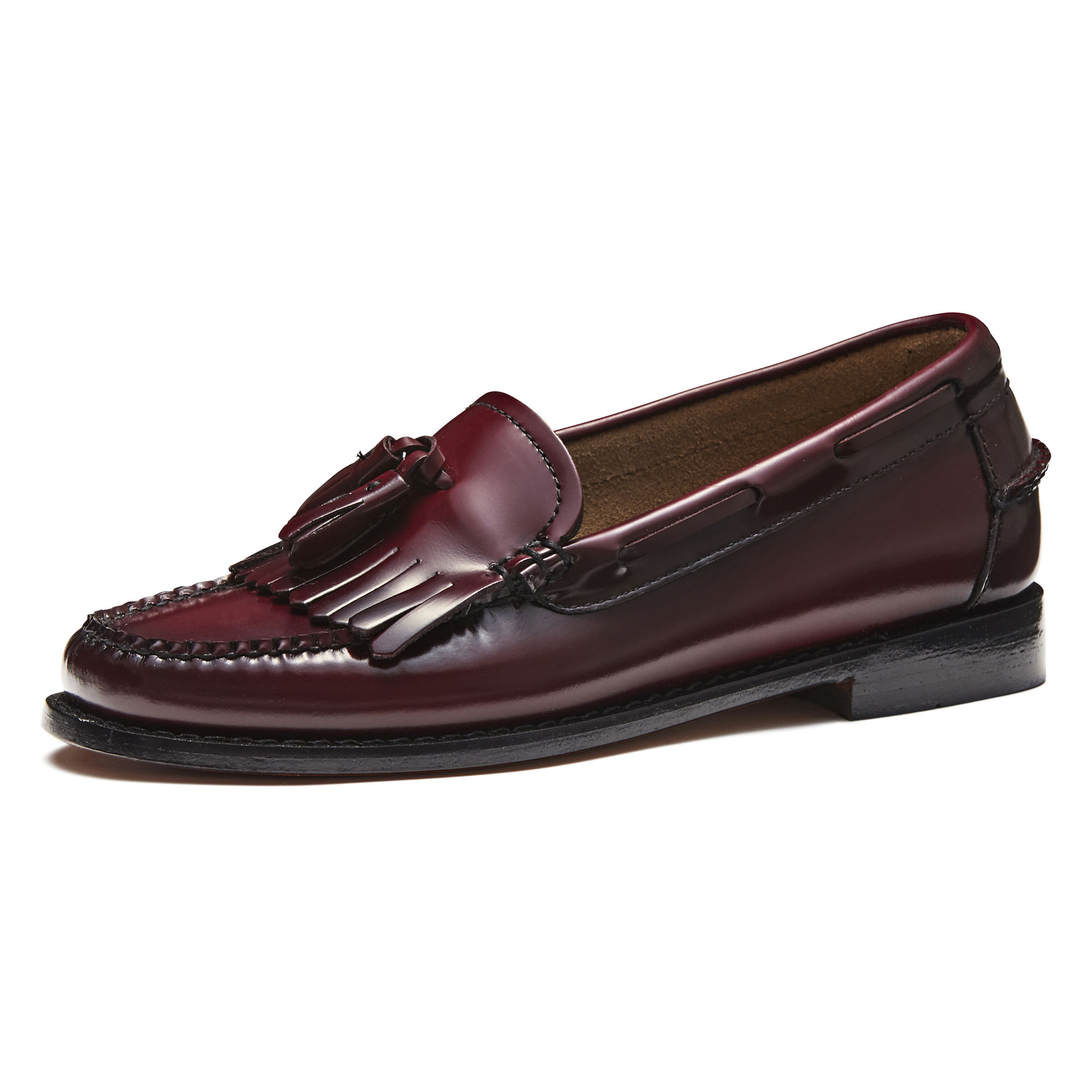 41020 / WINE (LEATHER SOLE)