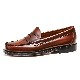 11035H LOGAN / MID BROWN (LEATHER SOLE)