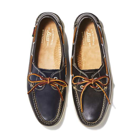 20311 / NAVY (RUBBER SOLE)