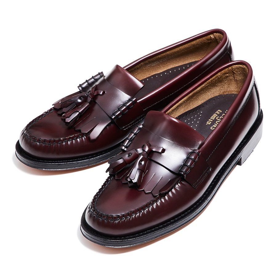 11025H LAYTON / WINE (LEATHER SOLE)