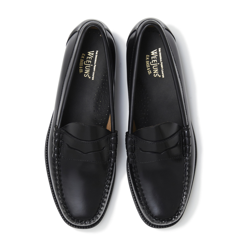 11711D / BLACK (RUBBER SOLE)