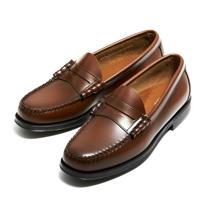 11711D / MID BROWN (RUBBER SOLE)