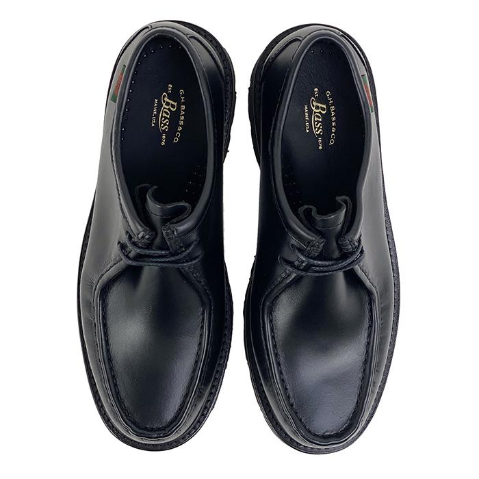 16125 / BLACK (RUBBER SOLE)