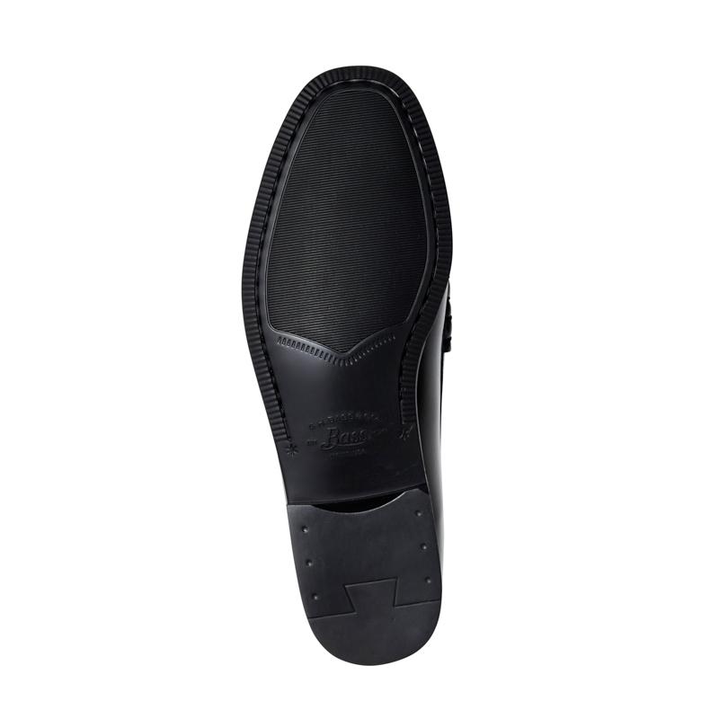 11775 / BLACK (RUBBER SOLE)