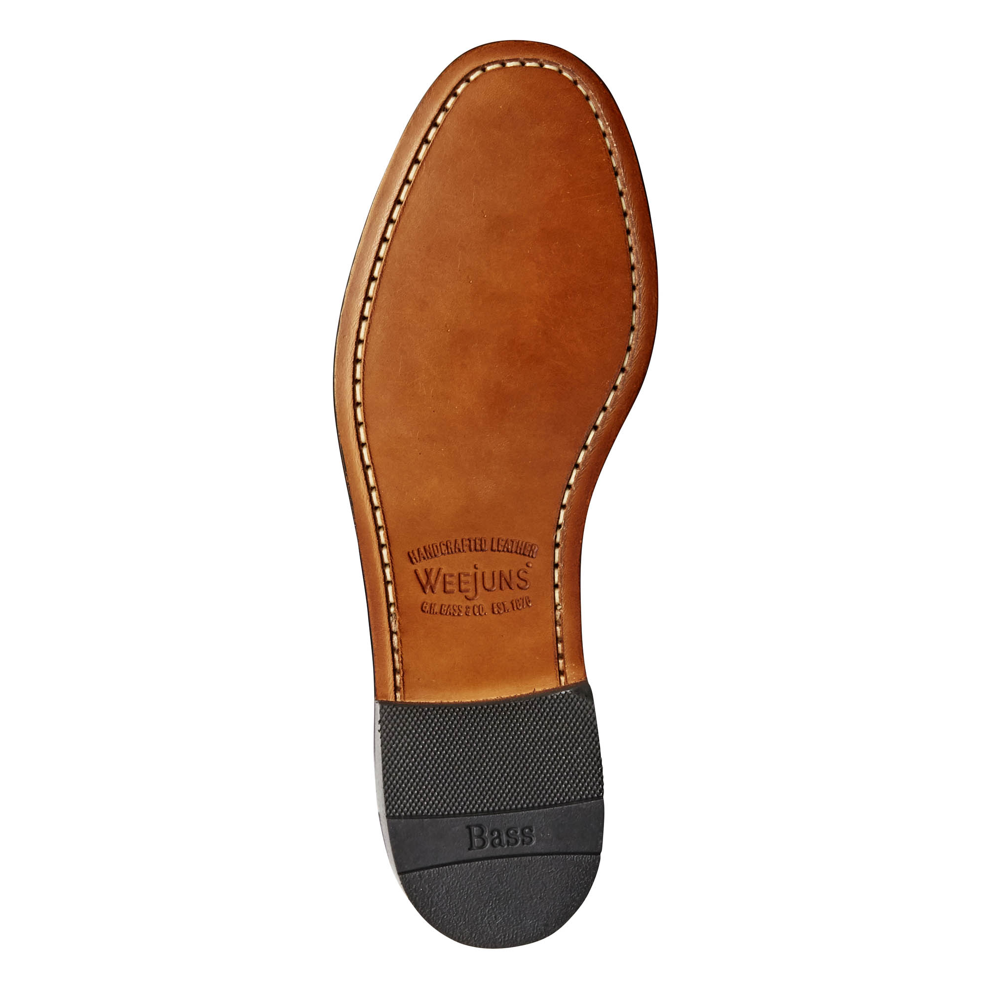 11011 / MID BROWN (LEATHER SOLE)
