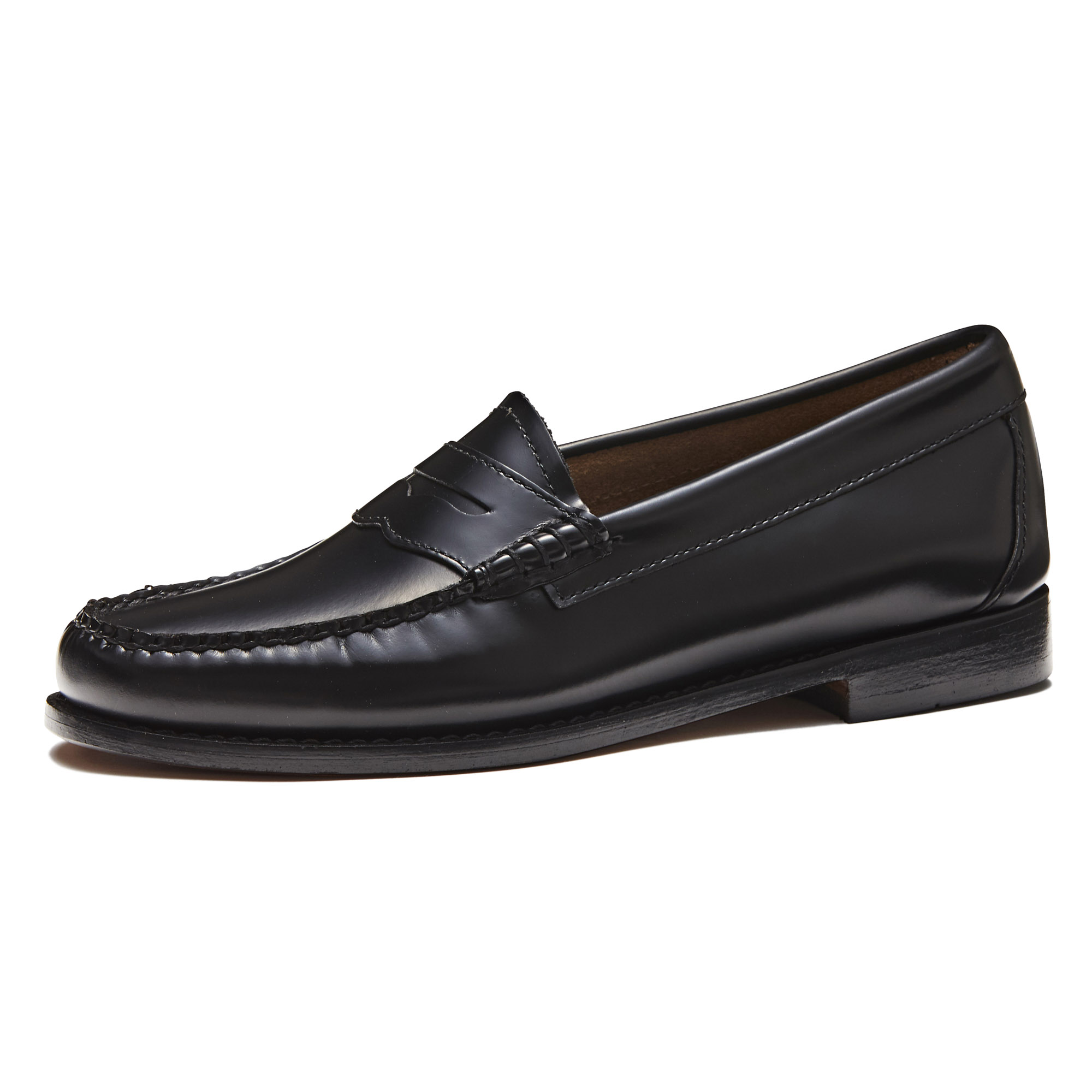 41010 / BLACK (LEATHER SOLE)