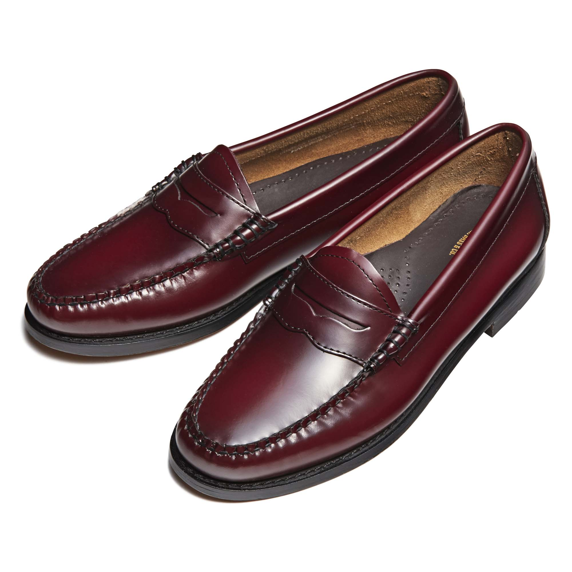 41010 / WINE (LEATHER SOLE)