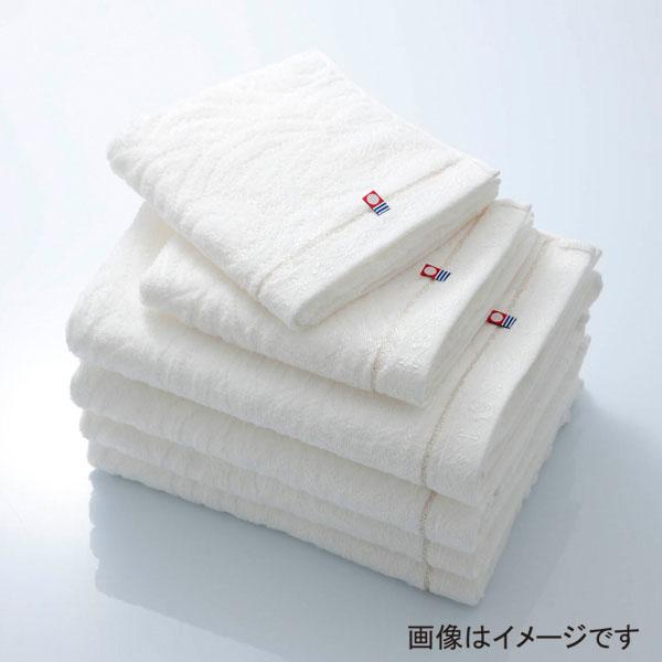 今治謹製 白織タオル 木箱入り バスタオル2枚・フェイスタオル2枚セット SR7039(今治製)