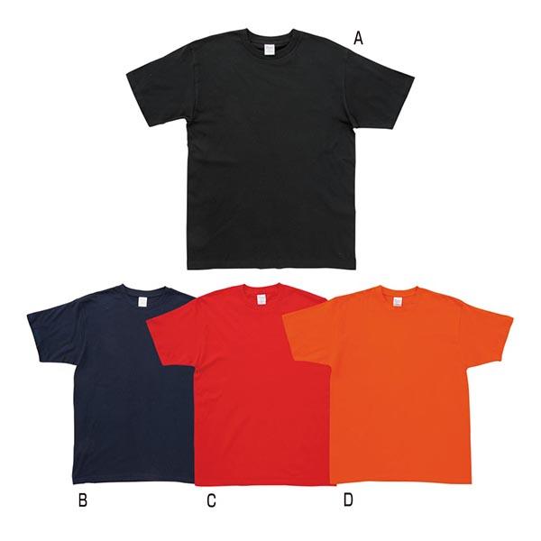 ヘビーウェイトTシャツ WLサイズ(女性用) [C/レッド]
